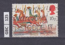 GRAN BRETAGNA   1983Fiera Di San Bartolomeo, 16 P Usato - 1952-.... (Elizabeth II)