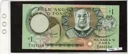 Banconota Tonga 1 Pa'anga - Tonga