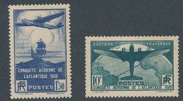 N-320: FRANCE:   Lot Avec N°320**-321*(pts Défauts Dans La Gomme) - France