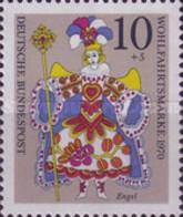 Germany  MNH** - Christmas Stamp  -1970 - [7] République Fédérale