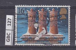 GRAN BRETAGNA   1983Natale 16 P Usato - 1952-.... (Elizabeth II)