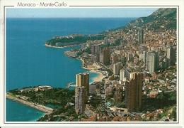 Principaute De Monaco, Montecarlo, Vue Aerienne, Aerial View, Veduta Aerea, Luftansicht - Monaco