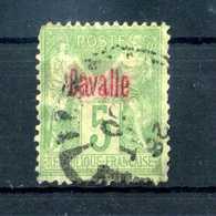 1893-1900 CAVALLE N.2 USATO - Cavalle (1893-1911)