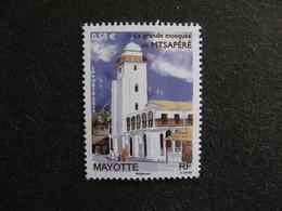 Mayotte: TB N° 245, Neuf XX . - Mayotte (1892-2011)