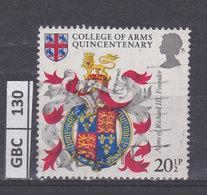 GRAN BRETAGNA   1984Stemmi 20,5 P Usato - 1952-.... (Elisabetta II)