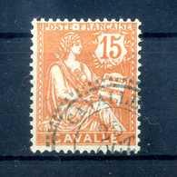 1902-11 CAVALLE N.12 USATO - Cavalle (1893-1911)