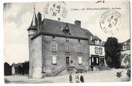 CPA Creuse 23  Dun Le Palleteau - Dun Le Palestel