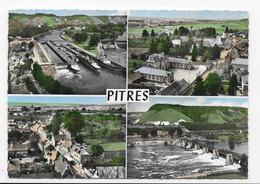 27   PITRES MULTIVUES BON ETAT    2 SCANS - France