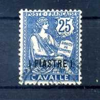 1902-11 CAVALLE N.13 USATO - Cavalle (1893-1911)