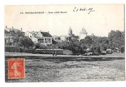 CPA Creuse 23  Bourganeuf - Bourganeuf