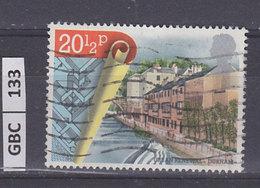 GRAN BRETAGNA   1984Rinnovamento Urbano 20,5 P Usato - 1952-.... (Elisabetta II)