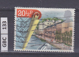 GRAN BRETAGNA   1984Rinnovamento Urbano 20,5 P Usato - 1952-.... (Elizabeth II)