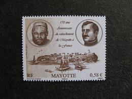 Mayotte: TB N° 248, Neuf XX . - Mayotte (1892-2011)