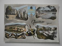 30 Quissac, Multivues (GF499) - Quissac