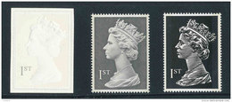 GRANDE-BRETAGNE - 1999 - Yvert  N# 2076/2078 - NEUF ** Luxe MNH - 3 Valeurs QEII MACHIN - 1952-.... (Elizabeth II)