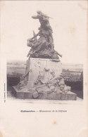 Chateaudun Monument De La Défense éditeur Laussedat - Chateaudun