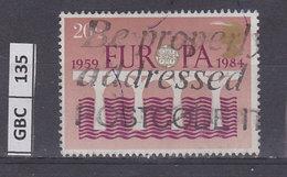 GRAN BRETAGNA   1984Europa 20,5 P Usato - 1952-.... (Elisabetta II)