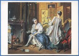 François BOUCHER (1703-1770) - La Toilette, 1742 - Peintures & Tableaux