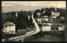 Saluti Da Cadorago - Viaggiata 1939 - Rif. 01316 - Italia