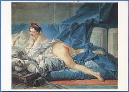 François BOUCHER (1703-1770) - L'Odalisque, 174 (5 ) - Peintures & Tableaux