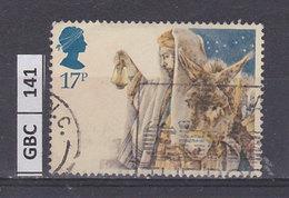 GRAN BRETAGNA   1984Natale 17 Pusato - 1952-.... (Elisabetta II)