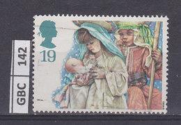 GRAN BRETAGNA   1994Natale 19 P Usato - 1952-.... (Elisabetta II)