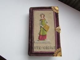 Tres Beau Livre De Prières 19e - 1801-1900