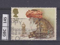 GRAN BRETAGNA   1984Natale 34 P Usato - 1952-.... (Elisabetta II)