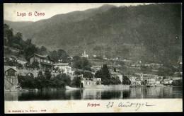Argegno - Non Viaggiata - Rif. 13666 - Italia