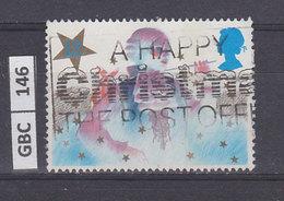 GRAN BRETAGNA   1985Natale 12 P Usato - 1952-.... (Elisabetta II)