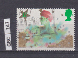 GRAN BRETAGNA   1985Natale 17 P Usato - 1952-.... (Elisabetta II)