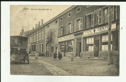 54 - Meurthe Et Moselle - Joeuf - Rue Du Commerce - Café - Boulangerie Trognon - Beau Véhicule- - Autres Communes