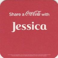 1 Viltje Coca Cola   Jessica -sascha - Sous-bocks
