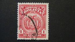 Bolivia - 1919 - Mi:BO 107, Sn:BO 118, Yt:BO 111(A) O - Look Scan - Bolivien