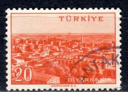 TR+ Türkei 1958 Mi 1604 Diyarbakir - 1921-... República