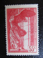 VICTOIRE DE SAMOTHRACE - N° 355 NEUF - Cote : 85,00 € - Frankrijk