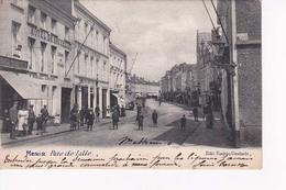 Menin Rue De Lille - Menen