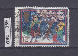 GRAN BRETAGNA   1986Natale 12 P Usato - 1952-.... (Elisabetta II)