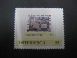Österreich- Pers.BM 8025140** Partnerschaft - 13er Kameradschaft - Österreich