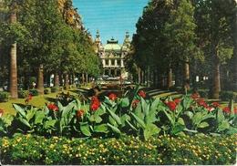 Principaute De Monaco, Montecarlo, Jardins Et Casino, Giardini E Casinò, Gardens And Casinò - Casinò