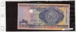 Banconota Vanuatu 200 Vatu - Vanuatu