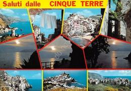 Cartolina Cinque Terre 10 Vedute 1967 - La Spezia