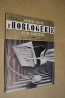 Ancien Catalogue 1950,Journal Suisse D'Horlogerie Et Bijouterie,complet,26 Cm. Sur 20 Cm. - Watches: Old