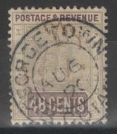 Guyane Britannique - British Guiana - YT 86 Oblitéré - British Guiana (...-1966)