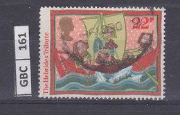 GRAN BRETAGNA   1986Natale 22 P Usato - 1952-.... (Elisabetta II)