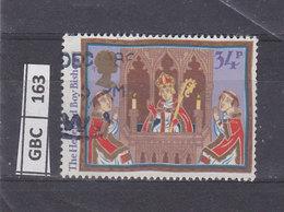 GRAN BRETAGNA   1986Natale 34 P Usato - 1952-.... (Elisabetta II)