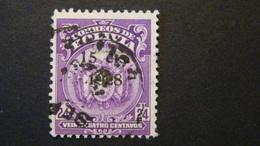 Bolivia - 1928 - Mi:BO 175a, Sn:BO 184, Yt:BO 159 O - Look Scan - Bolivia