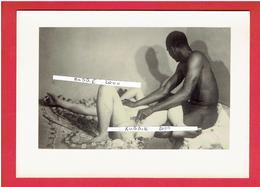 PHOTOGRAPHIE ARGENTIQUE MAISON CLOSE PROTITUEE ET HOMME VERS 1920 - Bellezza Femminile Di Una Volta < 1921-1940
