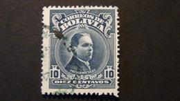 Bolivia - 1928 - Mi:BO 179, Sn:BO 190, Yt:BO 162 O - Look Scan - Bolivia