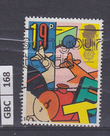 GRAN BRETAGNA   1989Europa Giocattoli Usato - 1952-.... (Elisabetta II)